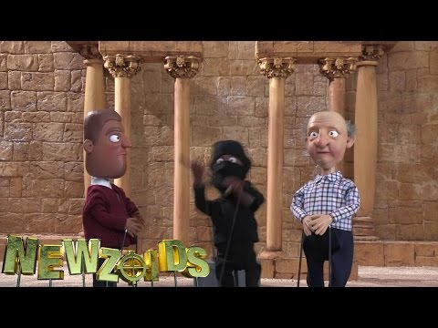 Antiques Roadshow Syria Edition - Newzoids