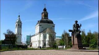 видео Николо-Набережная церковь