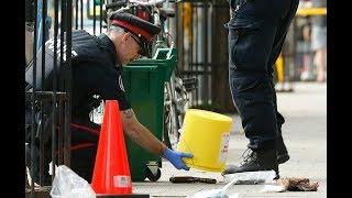 'TARGETED SHOOTING': Man killed on Roncesvalles outside Italian restaurant