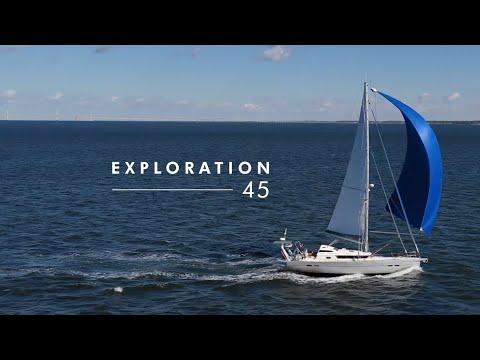 Garcia Exploration 45: A complete boat tour by Pete Goss