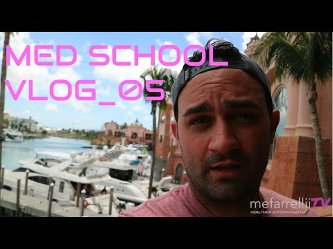 MY BAHAMA GRADUCATION (Melia and Atlantis Resorts) MED SCHOO