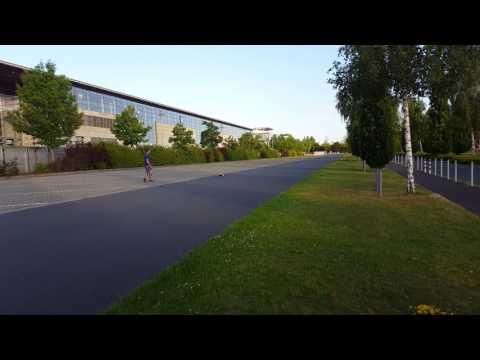 German RC Speed Challenge 18.06.17 MI3 220,9Kmh. Martin Junker.