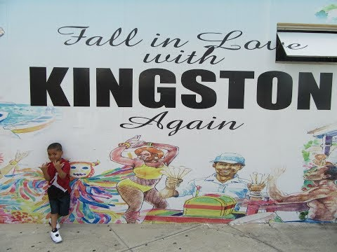 Welcome To Kingston Jamaica - Day1