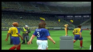 Colombia (International Cup) part 5 (Finals) - World Soccer Winning Eleven 8 (Xbox)