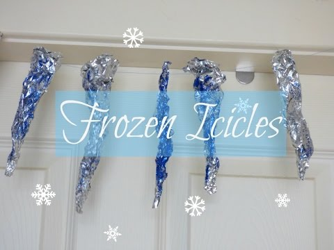 DIY Icicles