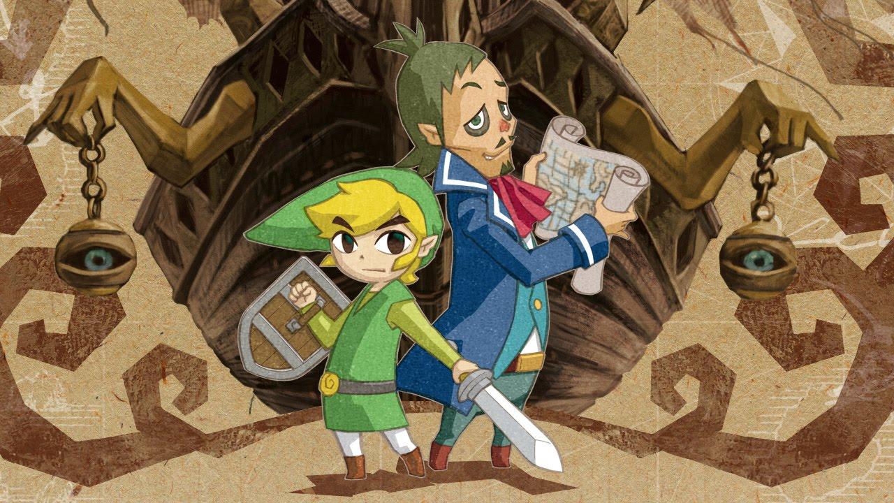 Legend Of Zelda Phantom Hourglass - IGN Plays