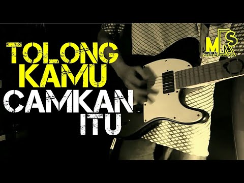 Virgoun - Bukti - Rock Cover - One Man - One Take