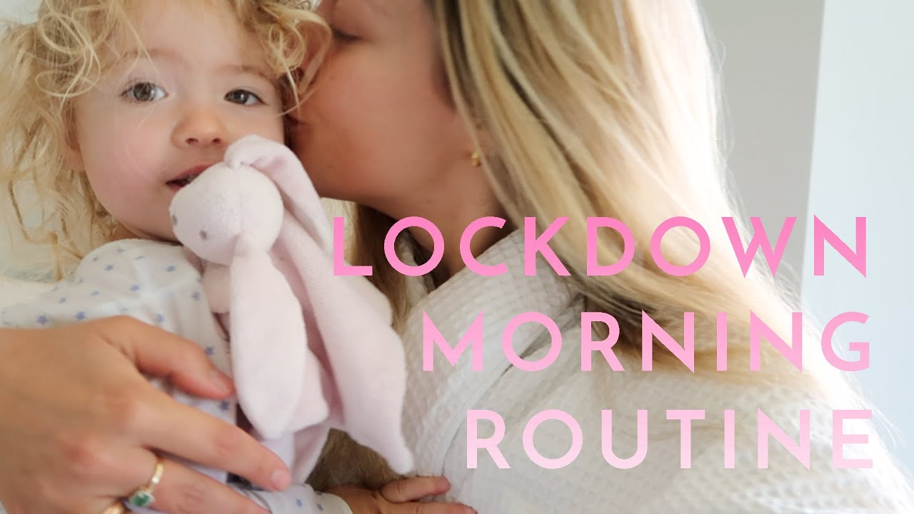 My MORNING ROUTINE: Lockdown Edition!   Fleur De Force