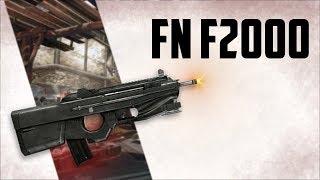 Warface FN F2000