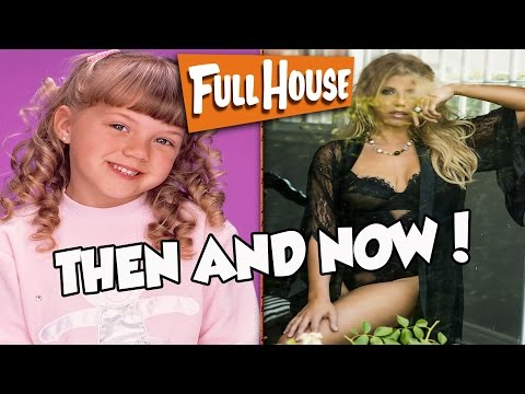FULL HOUSE Cast then And Now 2017