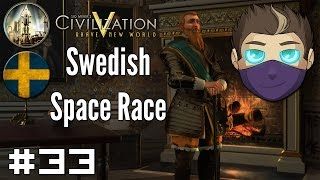 Civilization V: Swedish Space Race #33 - The Long Road East
