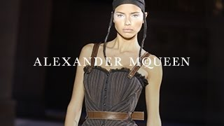 Alexander McQueen Fashion's Night Out 2012