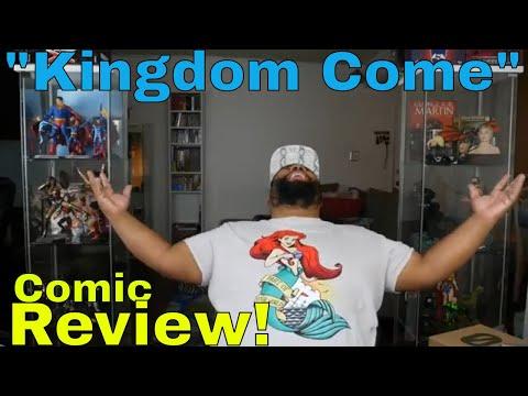 """""""Kingdom Come"""" Comic Review"""