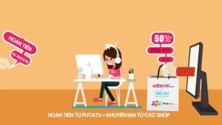 Hướng dẫn sử dụng hệ thống hoàn tiền thông minh Putatu.com