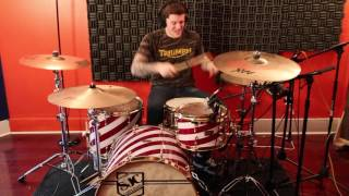 Fall Out Boy - A Little Less Sixteen Candles (Drum Cover)