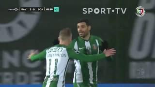 Goal   Golo Mehdi: Rio Ave (2)-0 Boavista (Liga 19/20 #17)