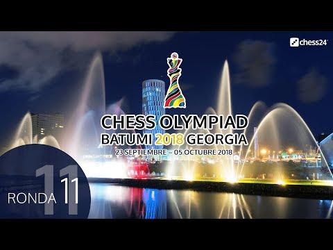 Olimpiada de ajedrez 2018 desde Batumi (11)