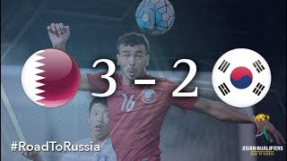 Qatar vs Korea Republic (2018 FIFA World Cup Qualifiers) thumbnail