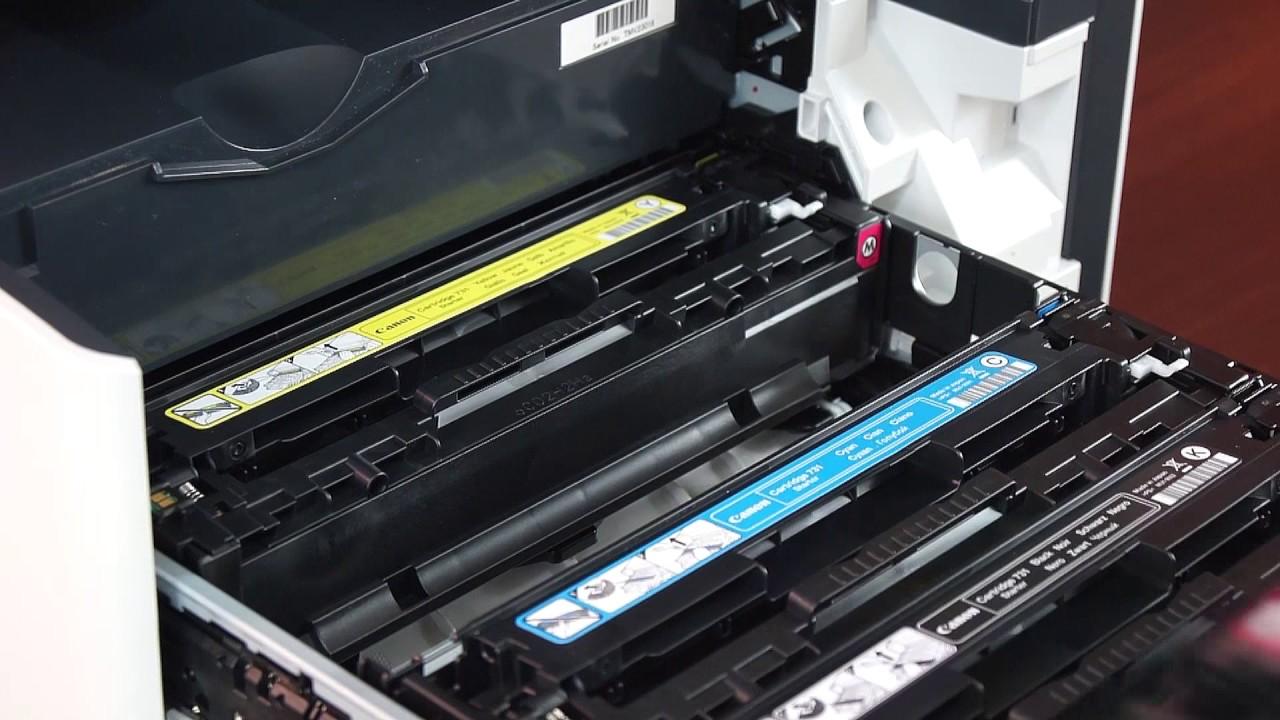 Лазерный принтер Canon LBP 6020 i-SENSYS порядок обратной сборки .