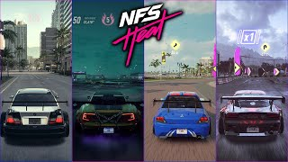 Cars You MUST OWN In NFS Heat