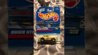 Hot Wheels Buick Stocker review