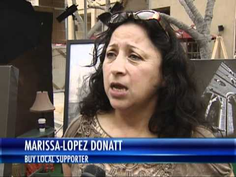 Santa Monica Update 351 - Buy Local Day - Santa Monica CityTV