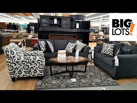 Shop WITH ME BIG LOTS FURNITURE HOME IDEAS ROOM IDEAS WALK THROUGH