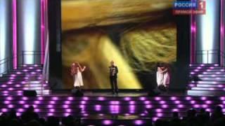 Алексей Воробьев на вручении премии «Золотой Орел»