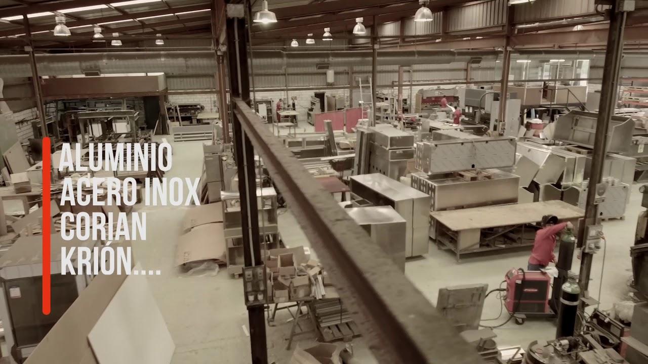 Fabricantes de cocinas industriales en España: Inoxidables VG