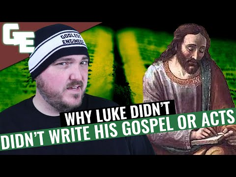Did Paul's Assistant Luke Actually Write Luke-Acts? || Help Me Believe Interview