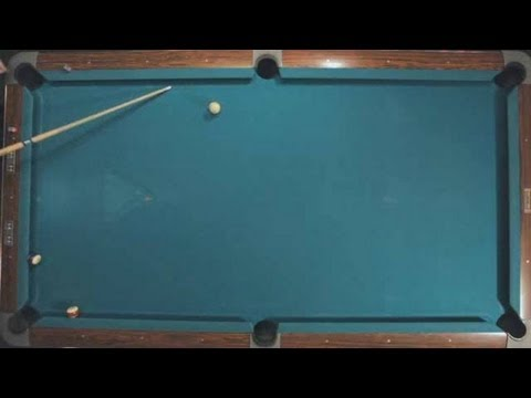How to Control Direction of Cue Ball | Pool Trick Shots