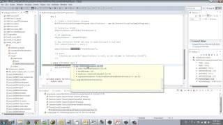Java Programming - java.lang.NullPointerException