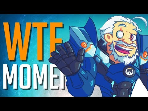 OVERWATCH FUNNY MOMENTS #113 REAL HERO