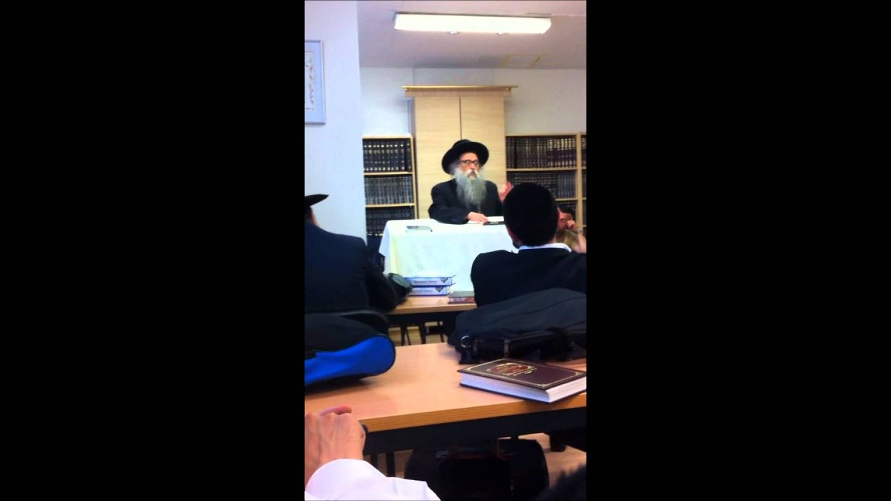 Ticha beav rav zonabend de jerusalem eme partie explications