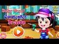 Carpenter Dress Up Game | Fun Game Videos By Baby Hazel Games