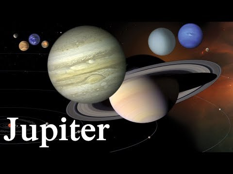 Jupiter the Giant Planet - National Geographic The Universe | Space Discovery Documentary 2017