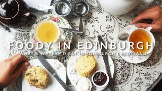 WHAT & WHERE TO EAT IN EDINBURGH: Best Pub in Scotland | Miss Malvina