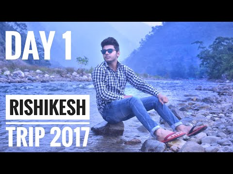 Price of complete package/Camping,River Rafting,Cliff Jumping,Body Surfing/Rishikesh Trip Day 1