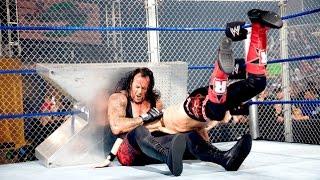 Undertaker vs Edge TLC Career vs Title Full Match HD ~ WWE One Night Stand 2008