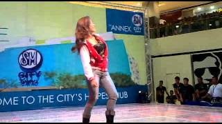 JAMICH - SUPER BASS & TEACH ME HOW TO DOUGIE (SM CITY DAVAO)