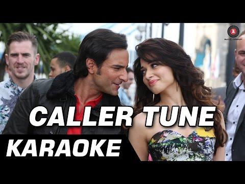 Caller Tune Karaoke (Instumental with lyrics) | Humshakals | Saif, Tamannaah ,Bipasha, Riteish