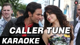 Caller Tune Karaoke (Instumental with lyrics) | Humshakals | Saif, Tamannaah ,Bipasha, Riteish
