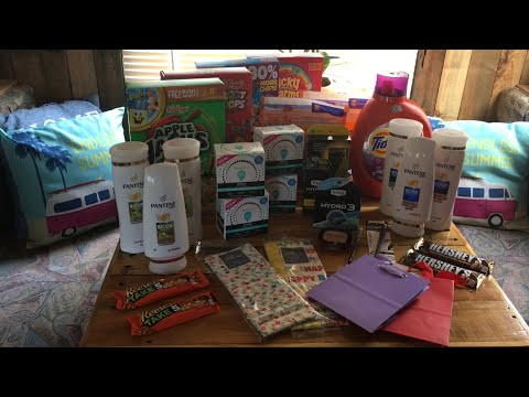 Cvs Couponing Haul – 3 Cents for Kellogg's & General Mills Cereal-Cheap Tide-Money Maker Razors!!