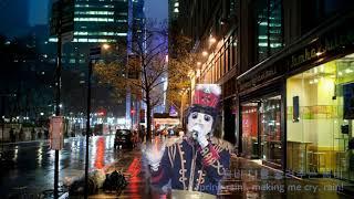 Global-Kpop: 봄비-하현우 음악대장; Spring rain (BomBee)-Ha Hyunwoo; English Sub; 10x  King of Masked Singer