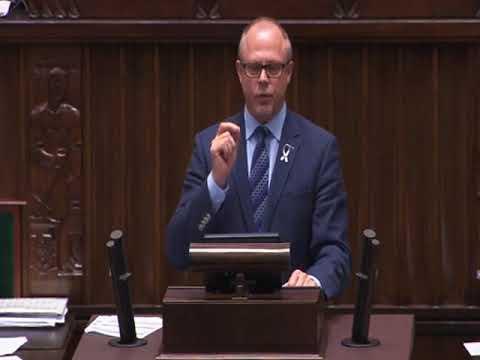 Jacek Protas – wystąpienie z 24 listopada 2017 r.