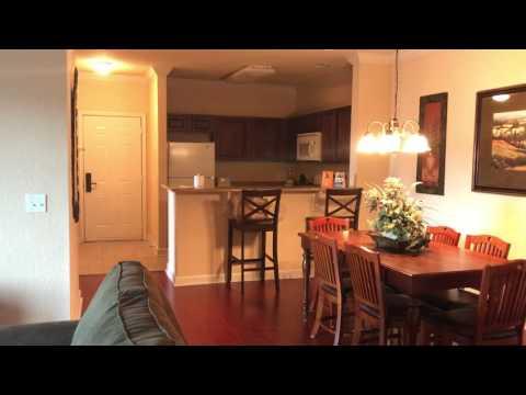 Tuscana  Resort Orlando by Aston 2-Bedroom Walk-Through | Hotel Review