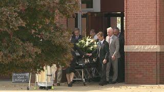 Family, Friends Remember Mark Bellinger At Funeral