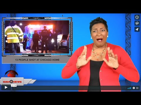 Sign1News 12.22.19 - News for the Deaf community powered by CNN in American Sign Language (ASL).