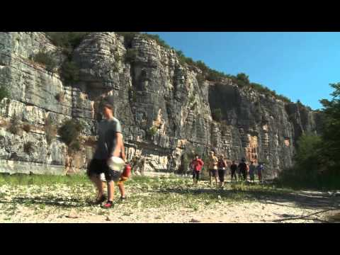 Ardèche Adventure Holiday for families!