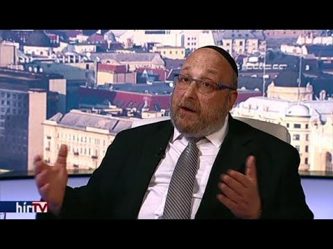 A magyar és az izraeli miniszterelnököt is kiosztotta Heisler András.